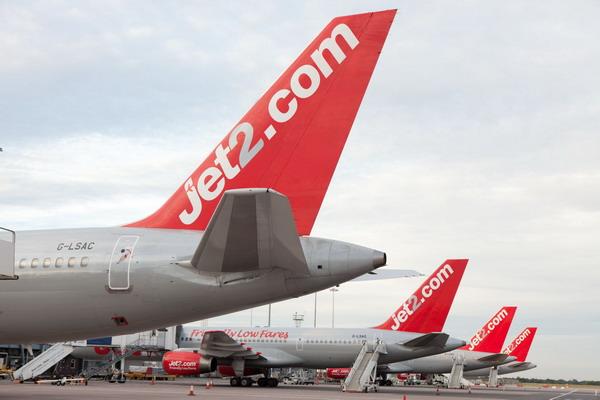 Oferta Jet2.com reduce un 20% los precios de sus vuelos
