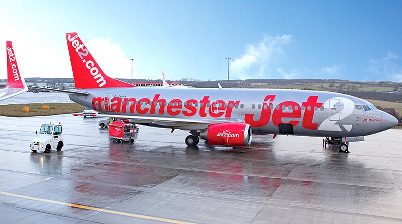Jet2com anuncia más de 10 millones de plazas para verano 2020