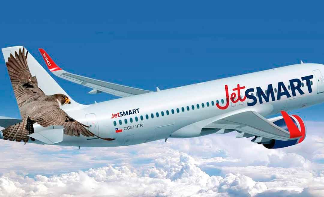 JetSmart inicia sus vuelos en Argentina