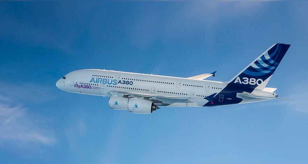 Airbus A380, adiós al avión gigante de pasajeros