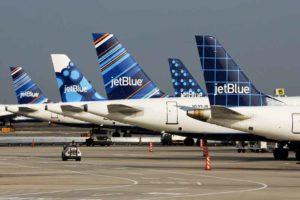 Aviones de JetBlue