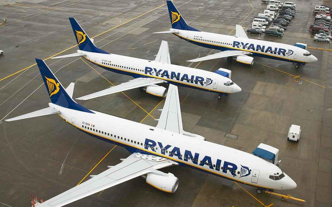 La aerolínea Ryanair anuncia la compra de Malta Air