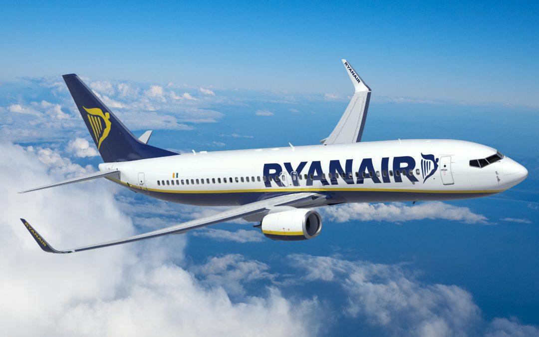 Atenas y Kiev, nuevos destinos de Ryanair en Madrid para el próximo invierno