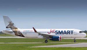 Aerolínea JetSmart
