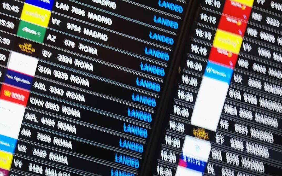 El 95% de las reclamaciones de pasajeros a las aerolíneas no prosperan