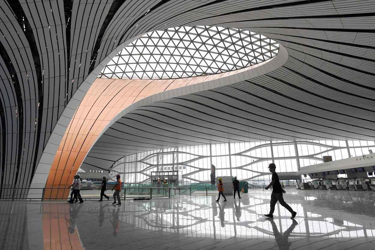 Aeropuerto de Pekín Daxing