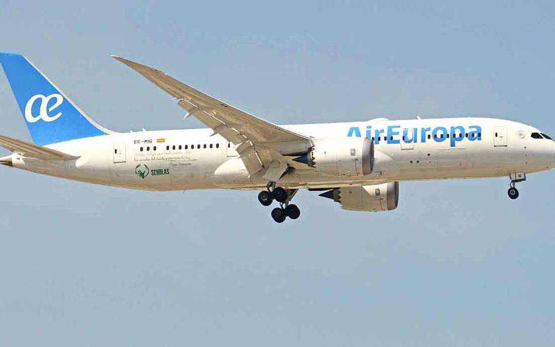 El Grupo IAG anuncia la compra de la aerolínea Air Europa